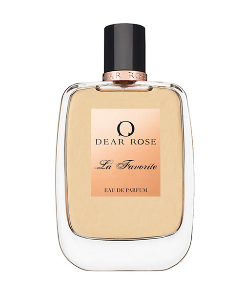 Parfum Dear Rose LA FAVORITE rosa