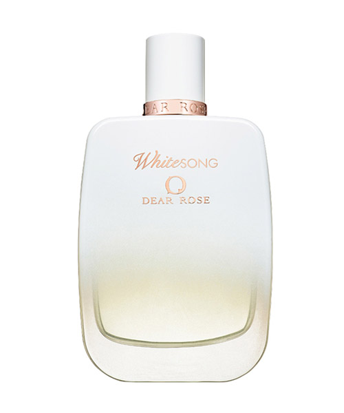 Parfum Dear Rose WHITE SONG bianco