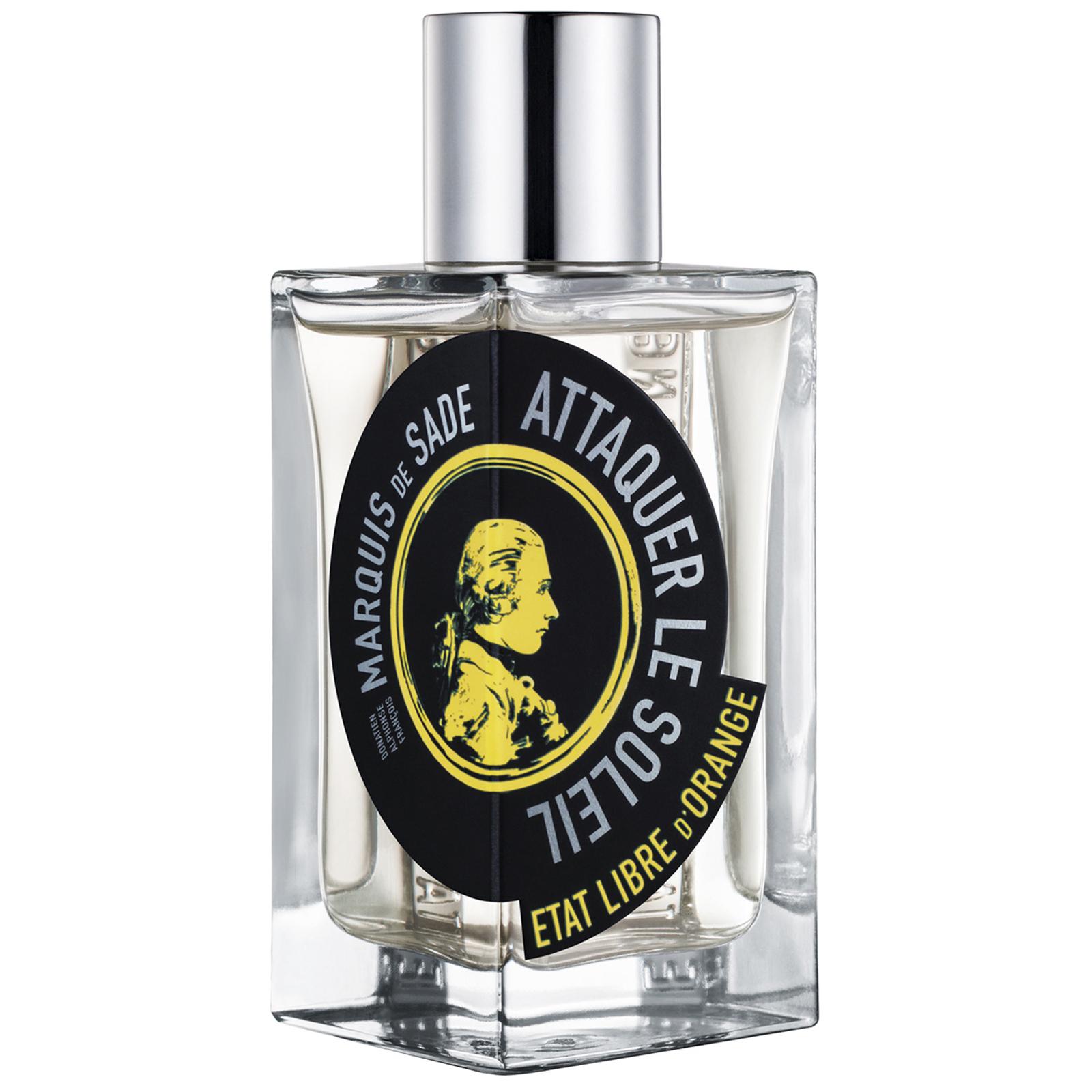 Attaquer le soleil marquis de sade profumo eau de parfum 100 ml