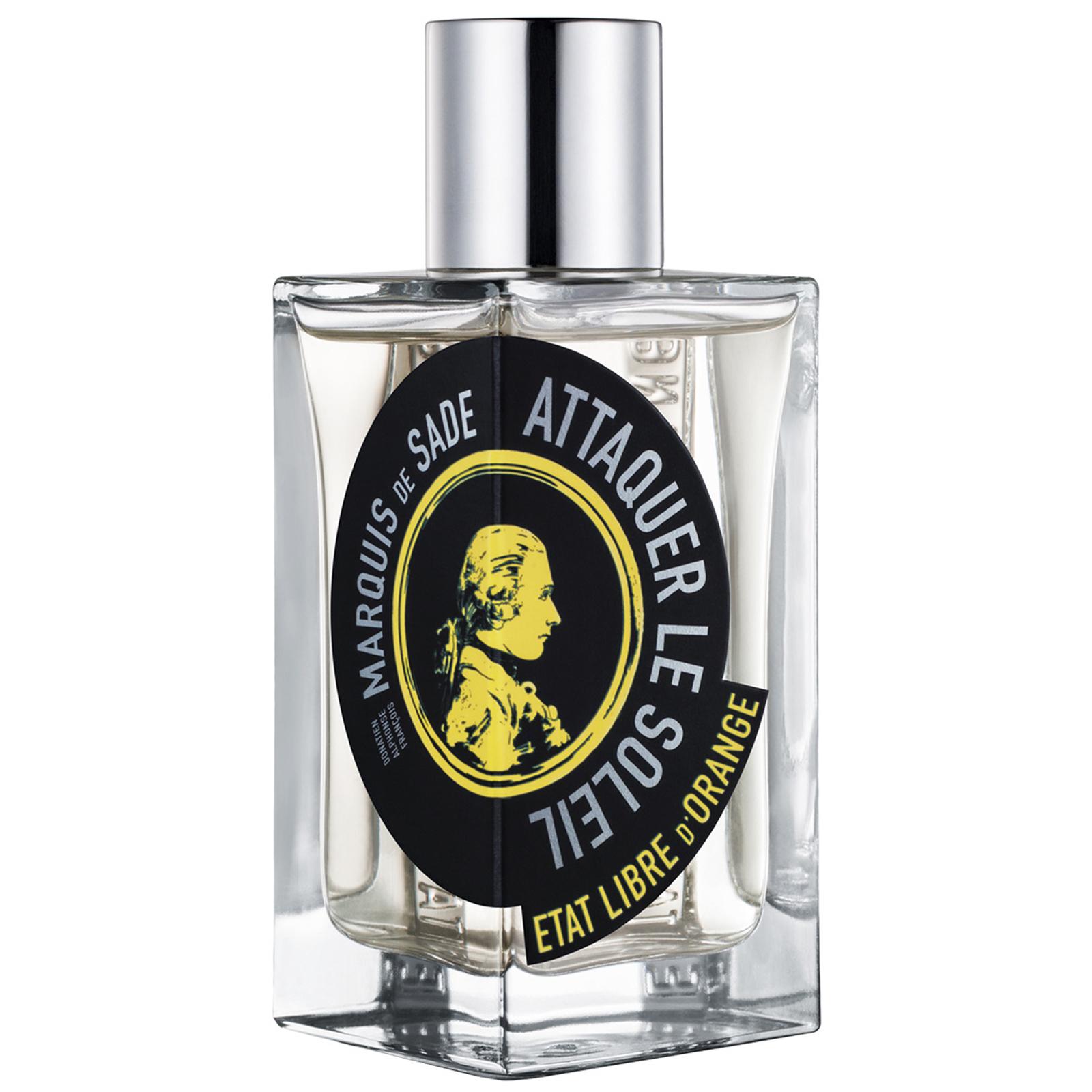 Attaquer le soleil marquis de sade profumo eau de parfum 50 ml