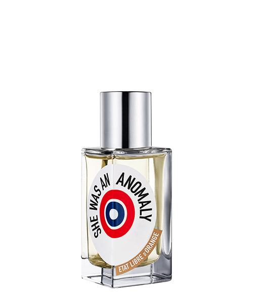 Eau de Parfum Etat Libre d'Orange she was an anomaly she was an anomaly bianco