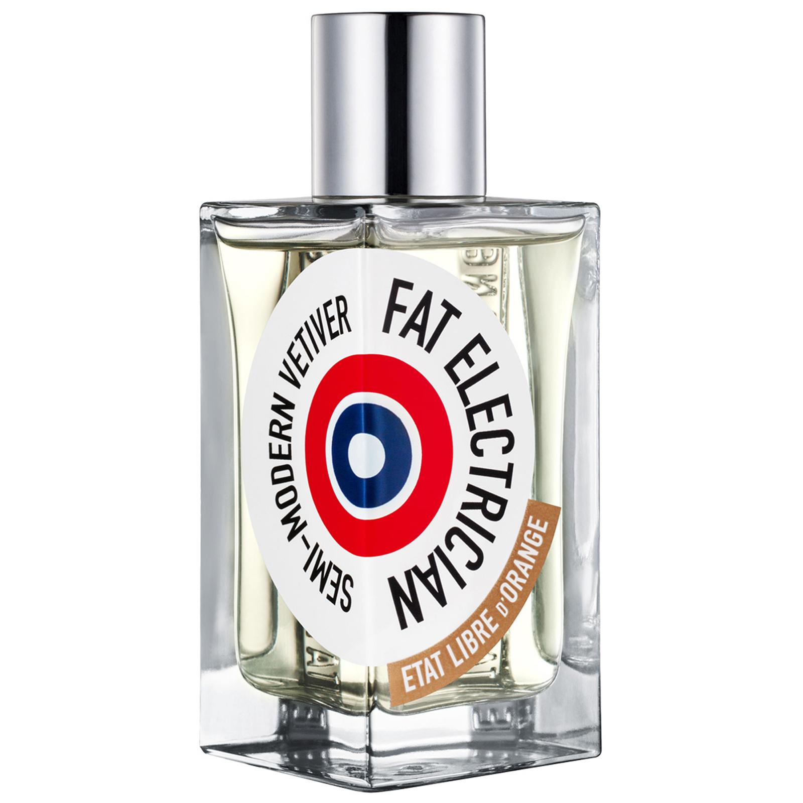 ETAT LIBRE D'ORANGE Fat Electrician Perfume Eau De Parfum 50 Ml in White