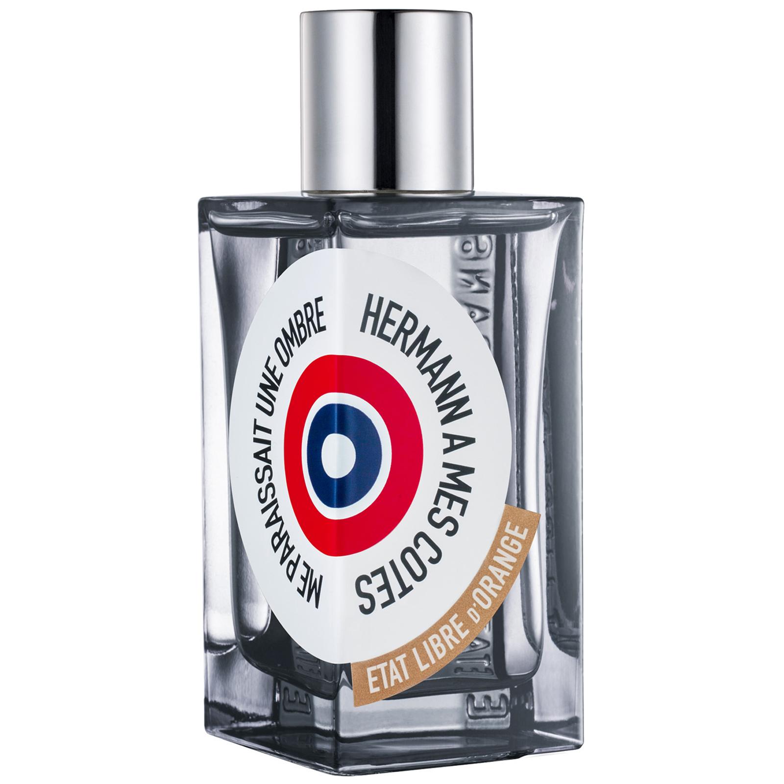 ETAT LIBRE D'ORANGE Hermann A Mes Cotes Me Paraissait Une Ombre Perfume Eau De Parfum 100 Ml in White
