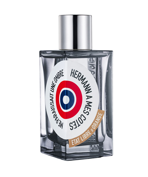 Parfum Etat Libre d'Orange hermann a mes cotes me paraissait une ombre hermann a mes cotes me paraissait u bianco