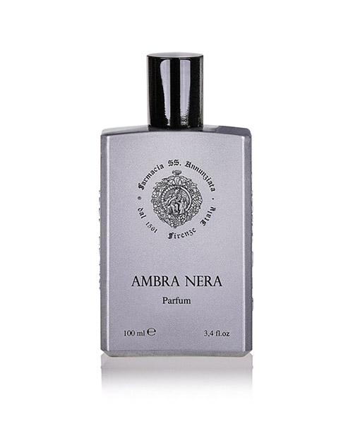 Parfum Farmacia SS. Annunziata ambra nera abn0730 argento