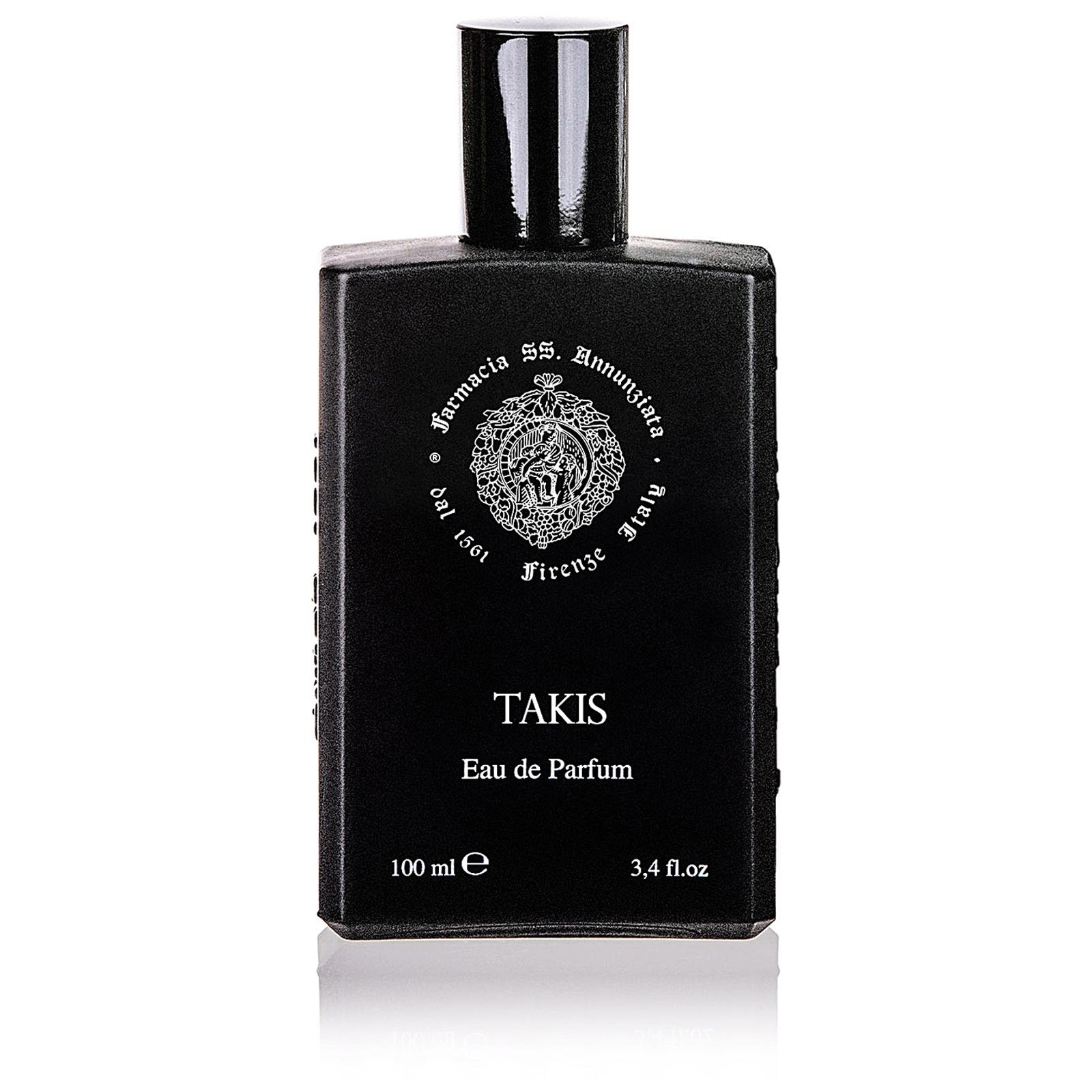 FARMACIA SS. ANNUNZIATA Takis Perfume Eau De Parfum 100 Ml in Black