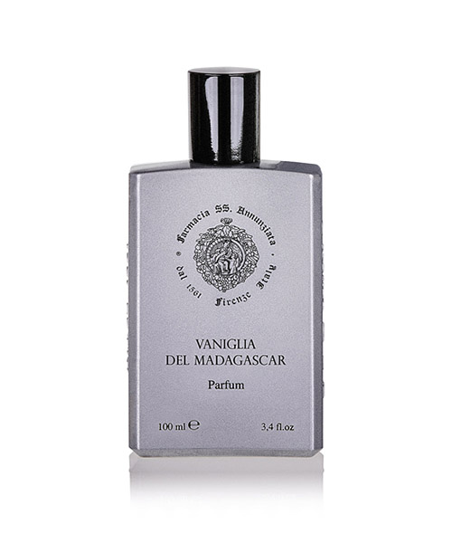 Parfum Farmacia SS. Annunziata vaniglia del madagascar vdm0730 argento