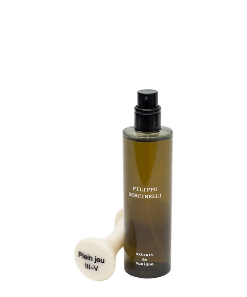 Parfum Sauf Plein Jeu III V SAUF01 bianco