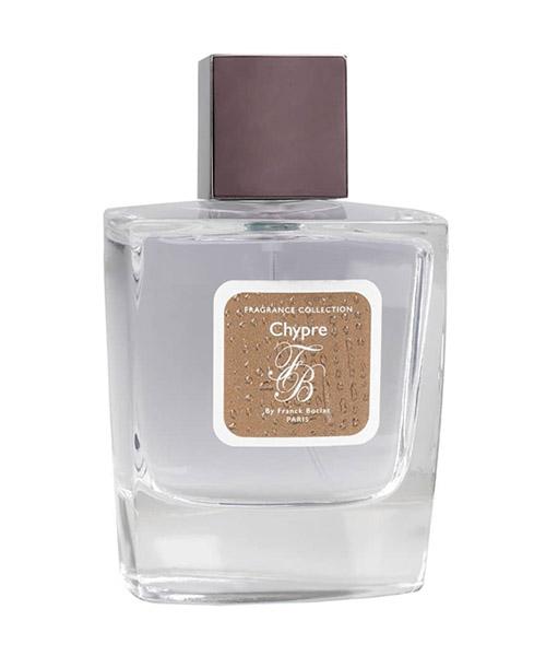 Eau de Parfum Franck Boclet Chypre CHYPRE bianco