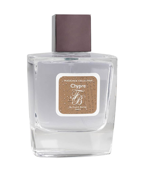 Parfum Franck Boclet Chypre CHYPRE bianco