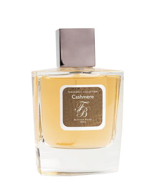 Eau de parfum Franck Boclet CASHMERE bianco