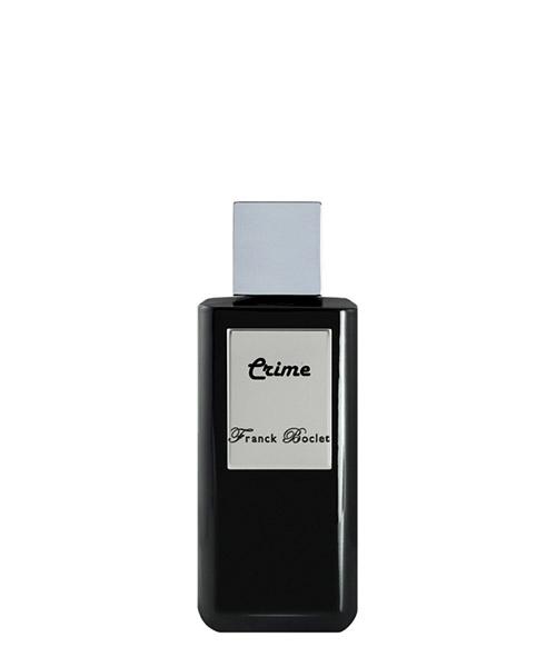 Extrait de parfum Franck Boclet CRIME bianco