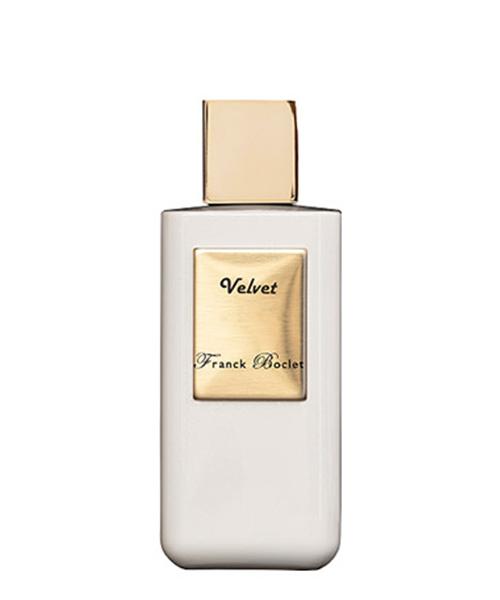 Extrait de parfum Franck Boclet VELVET bianco
