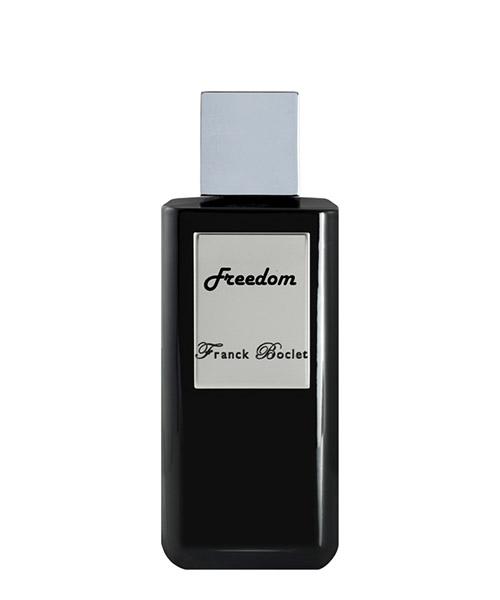 Extrait de parfum Franck Boclet FREEDOM bianco