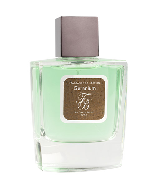Geranium fragrancia eau de parfum 100 ml secondary image