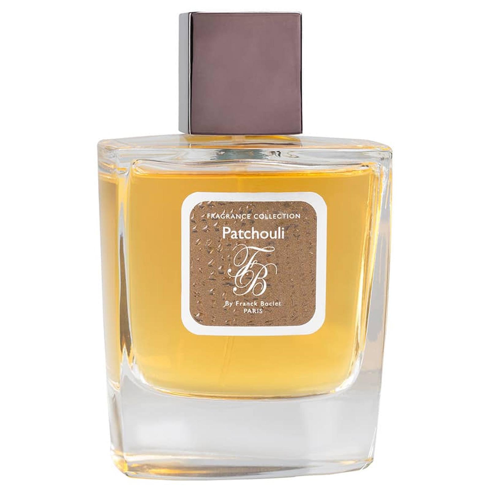 FRANCK BOCLET Patchouli Perfume Eau De Parfum 100 Ml in White