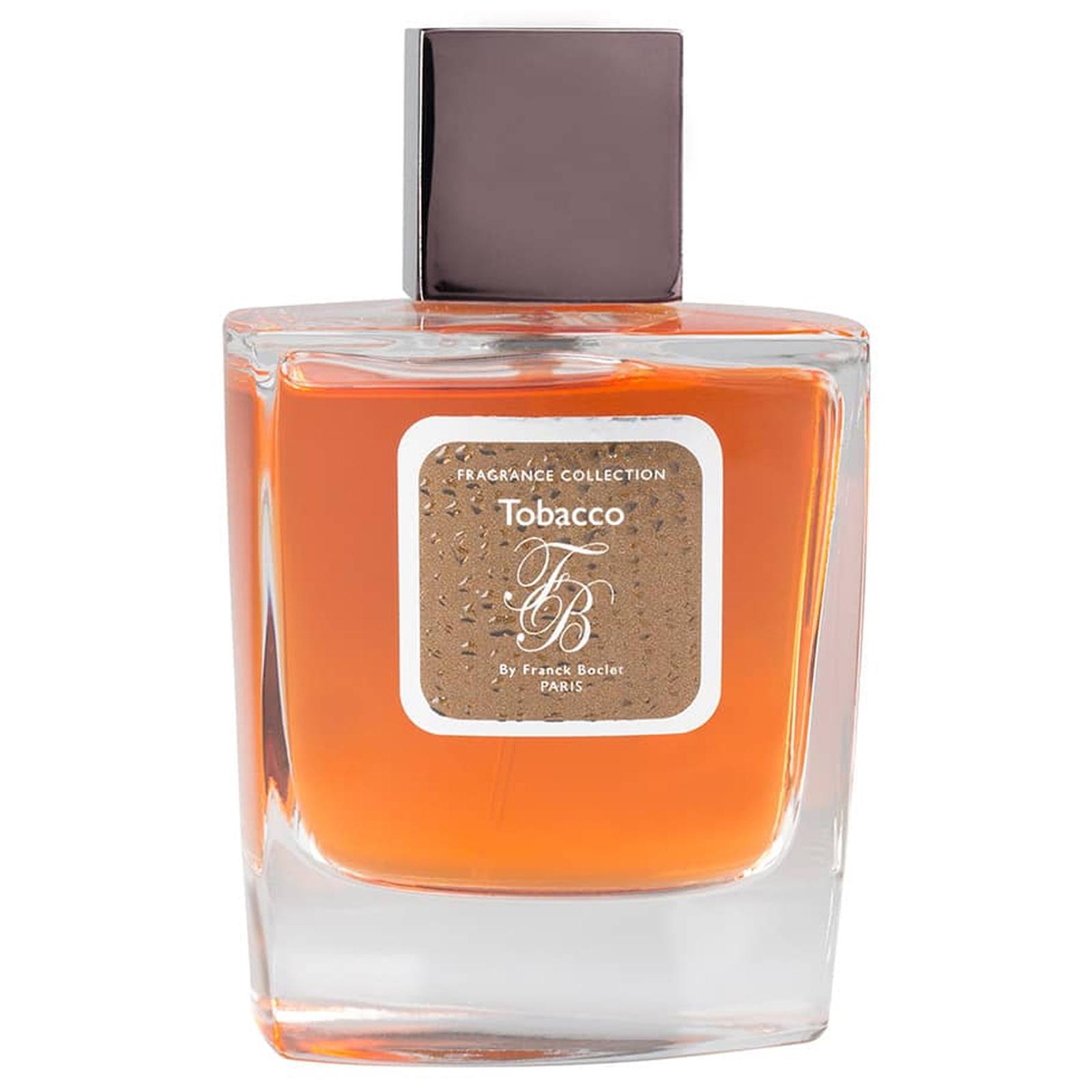 FRANCK BOCLET Tobacco Perfume Eau De Parfum 100 Ml in White