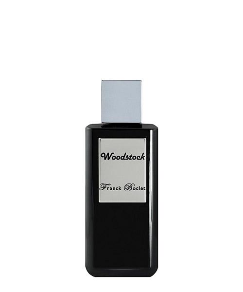 Extrait de parfum Franck Boclet WOODSTOCK nero