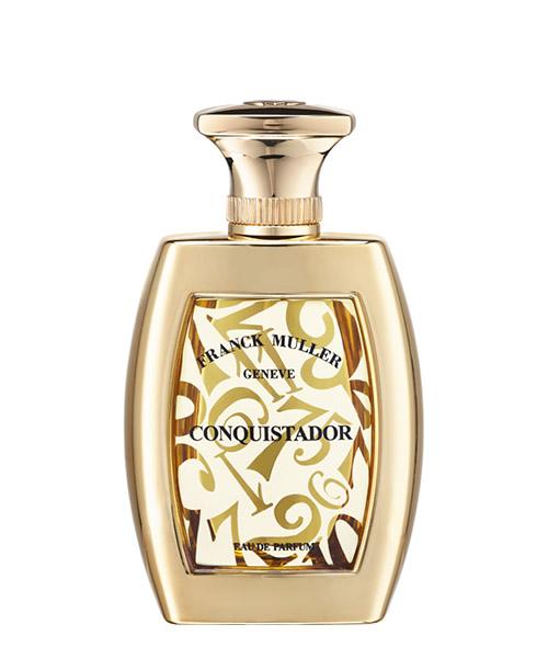 Eau de parfum Franck Muller conquistador FM201539 bianco