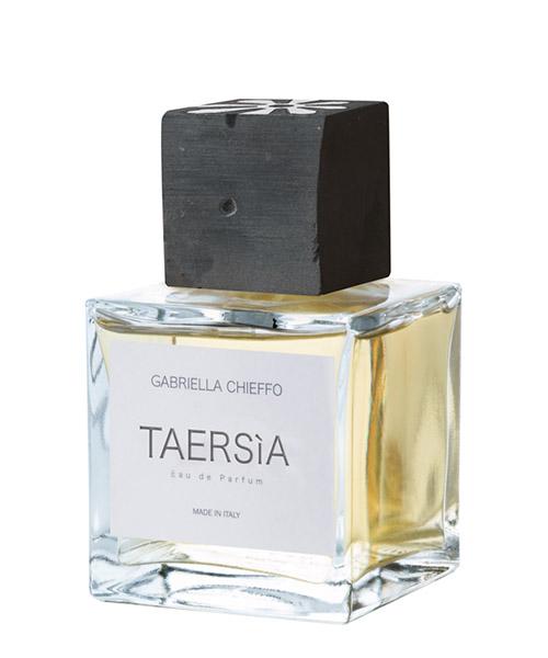 Eau de Parfum Gabriella Chieffo Taersìa TAERSIA bianco