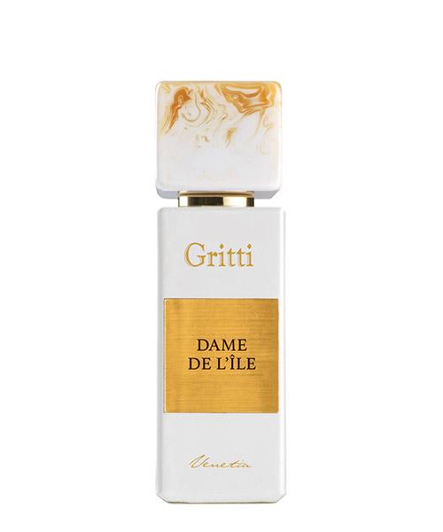 Parfum Gritti dame de l'île dame de l ile bianco