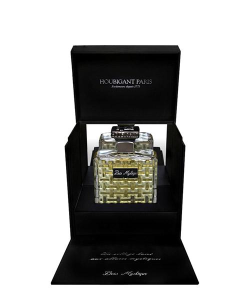 Extrait de Parfum Houbigant Paris bois mystique 4801150 bianco