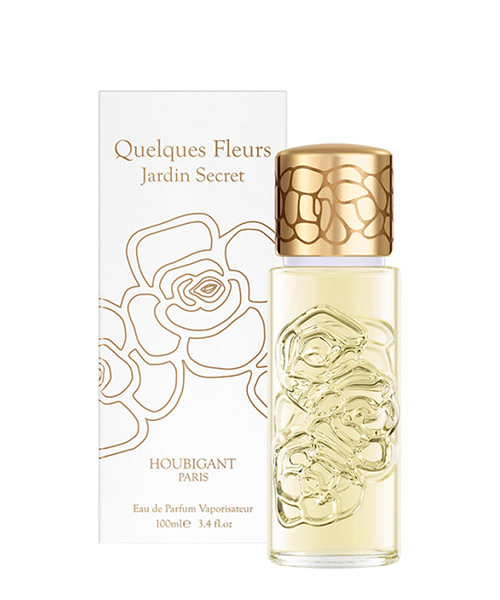 Quelques fleurs jardin secret parfüm eau de parfum 100 ml secondary image