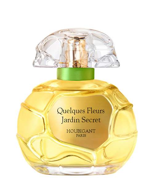 Eau de parfum Houbigant Paris quelques fleurs jardin secret collection privee 8815050 bianco
