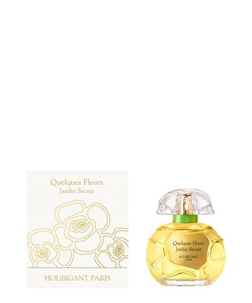 Quelques fleurs jardin secret collection privee perfume eau de parfum 100 ml secondary image