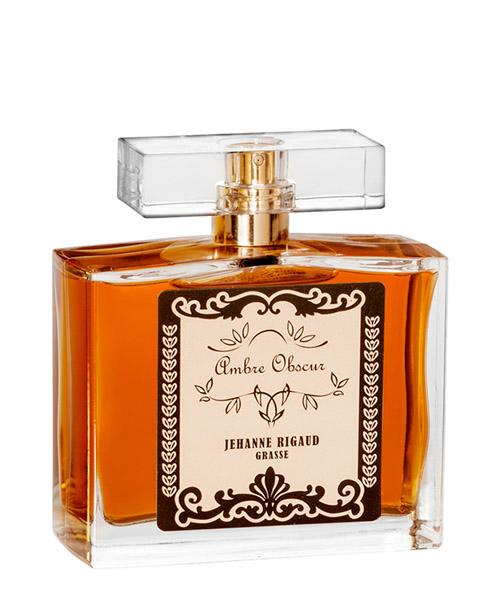 Eau de parfum Jehanne Rigaud ambre obscur JRAM10000 bianco