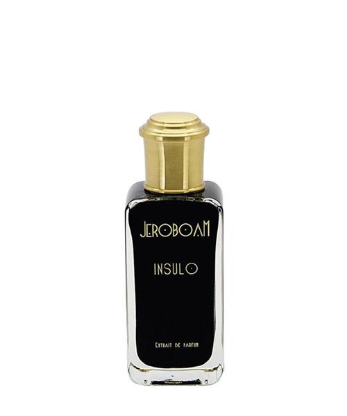 Parfum Jeroboam Insulo INSULO nero