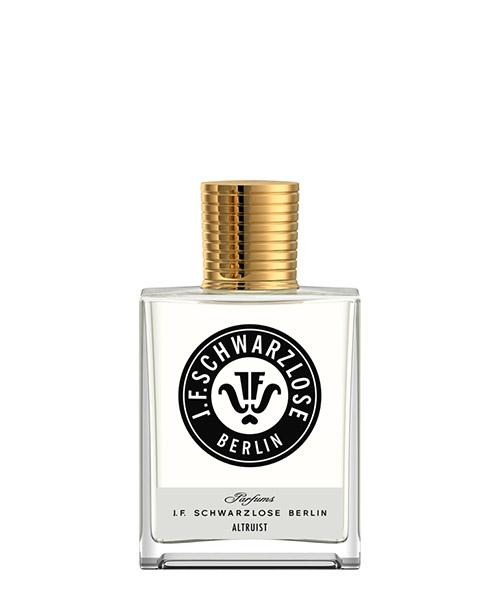 Eau de Parfum J.F. Schwarzlose Berlin Altruist ALTRUIST bianco