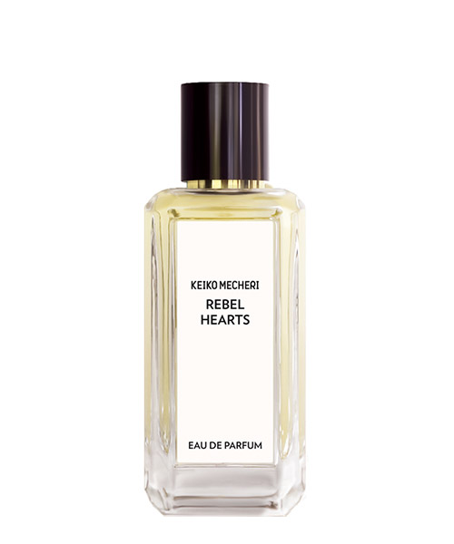 Eau de Parfum Keiko Mecheri Rebel Hearts REBEL HEARTS nero