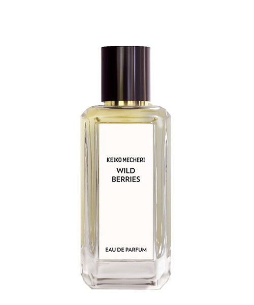 Eau de Parfum Keiko Mecheri Wild Berries WILD BERRIES bianco