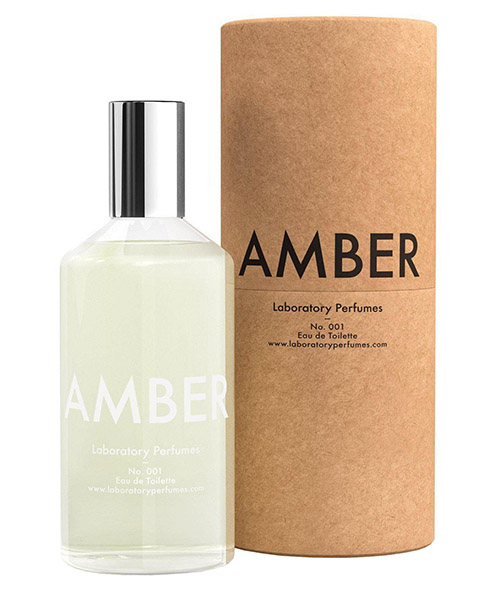Amber perfume eau de toilette 100 ml secondary image