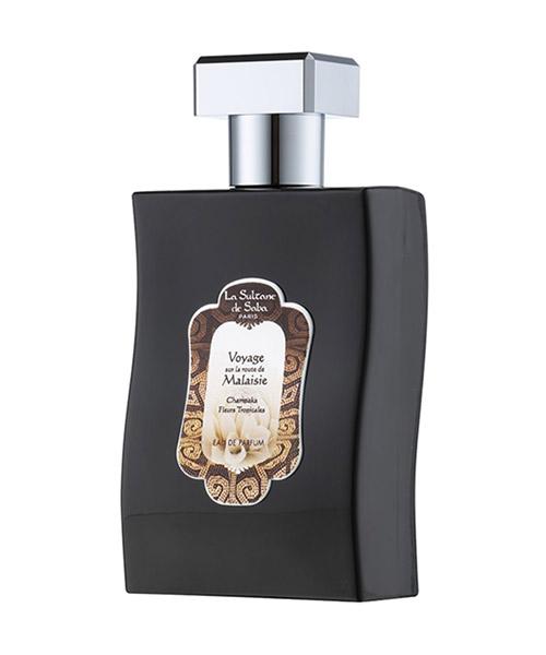 Parfum La Sultane de Saba Champaka Fleurs Tropicales CHAMPAKA FLEURS TROPICALES nero