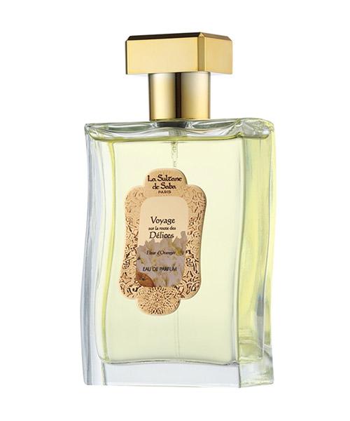 Parfum La Sultane de Saba Fleur d'Oranger FLEUR D ORANGER rosa