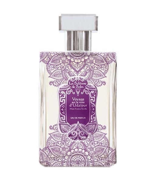 Parfum La Sultane de Saba Musc Encens Vanille MUSC ENCENS VANILLE bianco