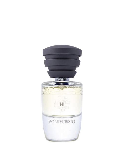 Eau de Parfum MASQUE MILANO Montecristo MF1202 bianco