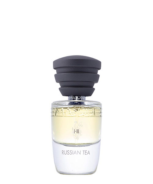 Eau de Parfum Masque Milano Russian Tea MF1205 bianco