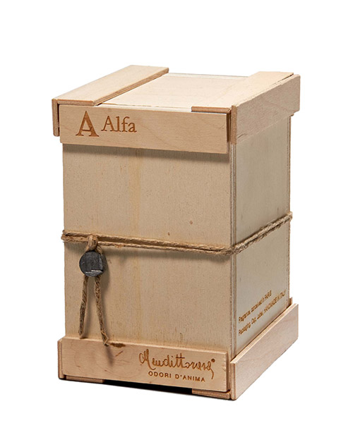 Alfa eau de parfum 20% 100 ml secondary image