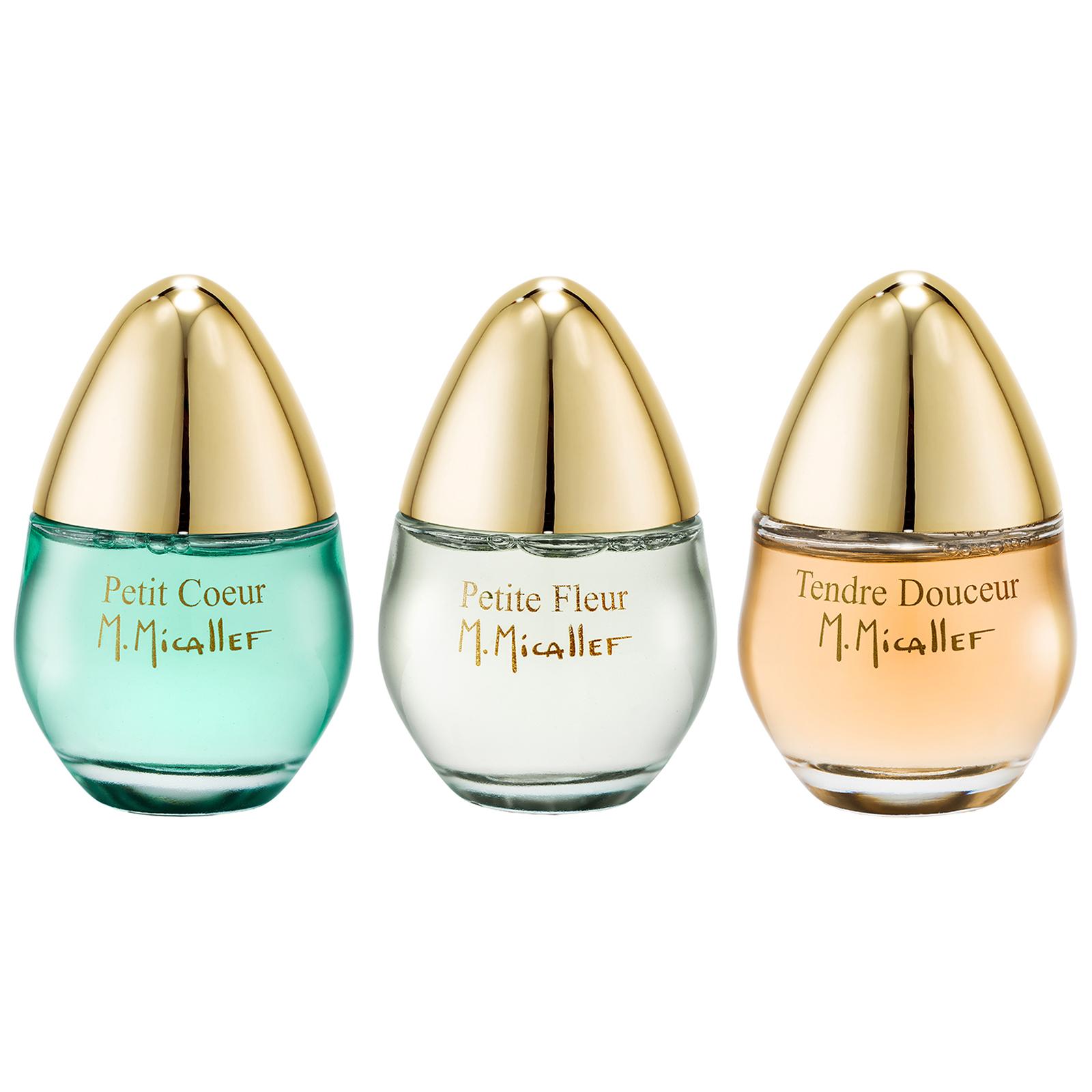 Coffret 3 x 30ml perfume eau de parfum 30 ml