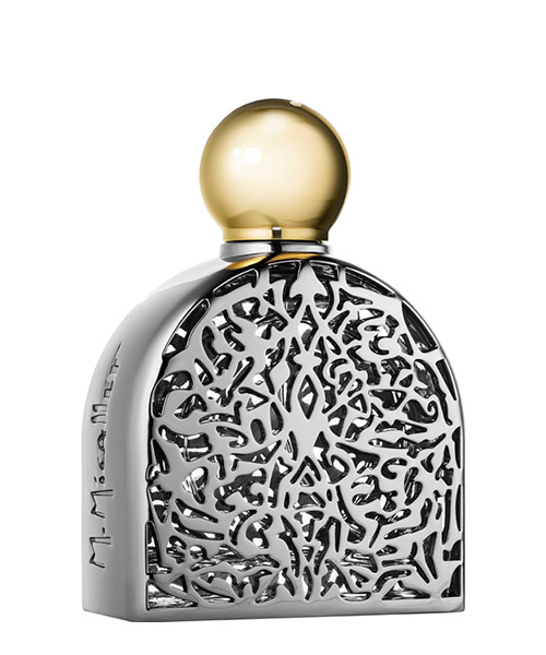 Parfum M.Micallef SECRETS OF LOVE SENSUAL argento