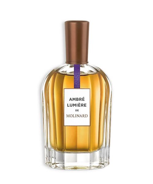 Parfum Molinard AMBRE LUMIERE bianco