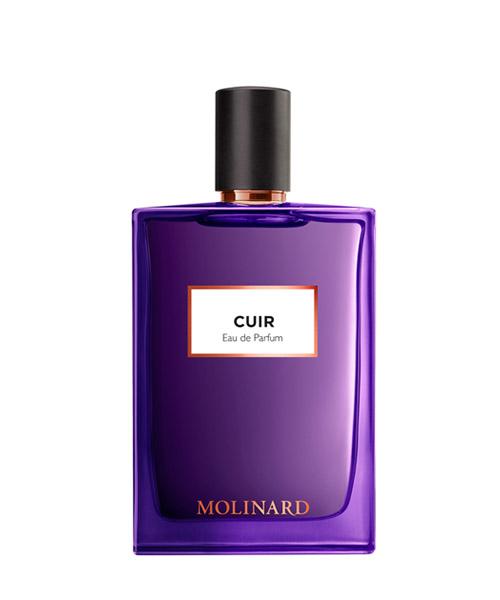 Parfum Molinard Cuir CUIR viola