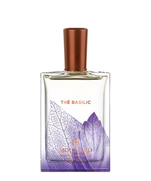 Eau de parfum Molinard THE BASILIC bianco
