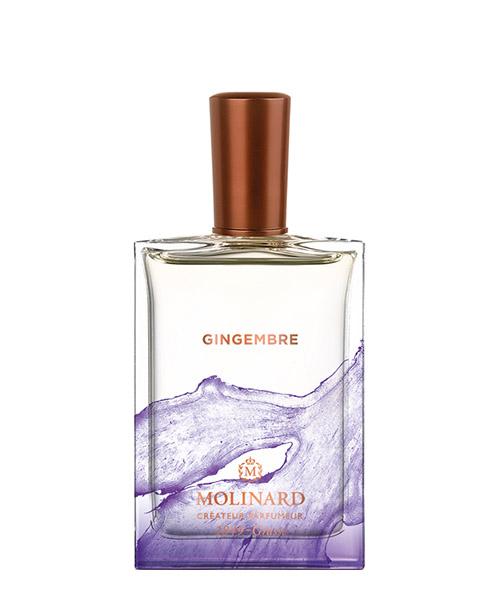 Eau de parfum Molinard GINGEMBRE bianco