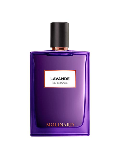 Eau de parfum Molinard LAVANDE bianco