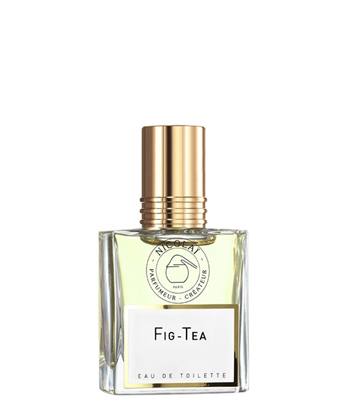 Eau de toilette Nicolai fig tea NIC1041 bianco
