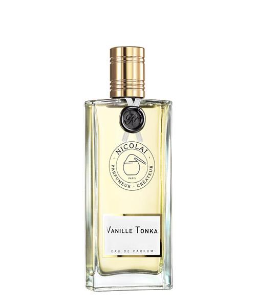 Eau de parfum Nicolai vanille tonka NIC1207 bianco